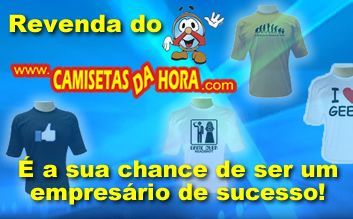 Revenda do Camisetas da Hora