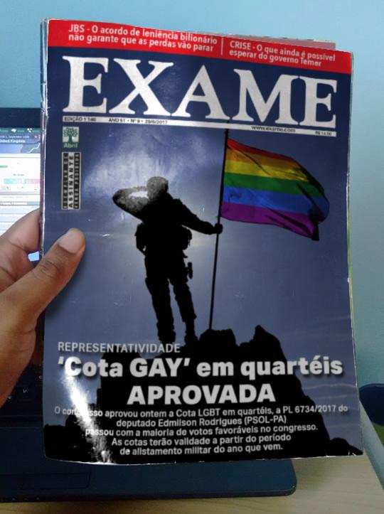 Revista exame contato