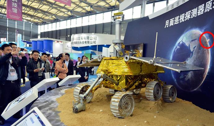 Agência Espacial chinesa mostra cogumelo nuclear na Europa