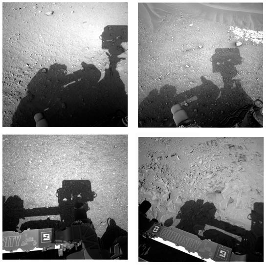 Créditos das imagens: NASA