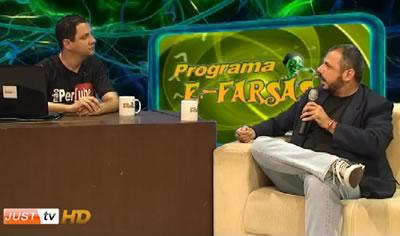 Rogério Saran no E-farsas