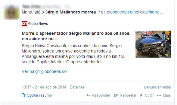 sergiomallandro-morreu-manchete