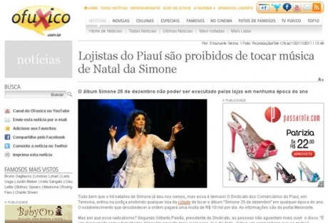 """Site """"O Fuxico"""" caindo em pegadinha da web!"""