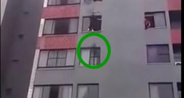 Vulto de fantasma aparece durante tentativa de suicídio! Será verdade? (foto: Reprodução/YouTube)