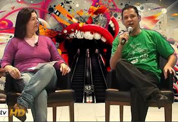 Gilmar Lopes no Programa Talk Show da Justtv!