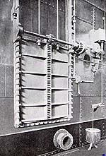 Sistema de comportas do Titanic