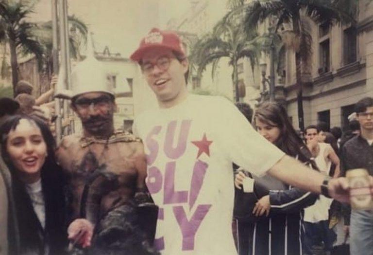 Foto mostra Dias Toffoli usando boné do PT e camiseta do Suplicy! Será verdade?