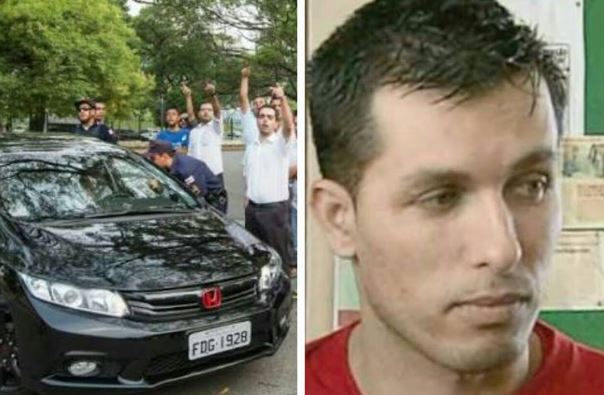 Marcos Trigueiro, o Maníaco de Contagem, foi solto e agora é Uber?