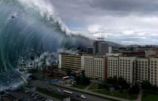 Tsunami gigante irá atingir o Brasil, segundo a NASA! Será verdade? (foto: Reprodução/Facebook)