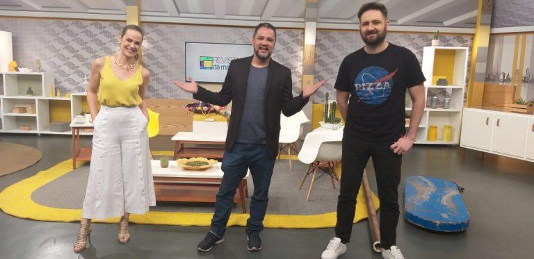 Assista à participação do @efarsas no programa Revista da Manhã da TV Gazeta!