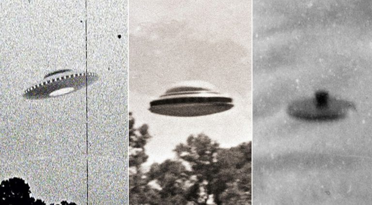 Fotos de OVNIs tiradas antes dos drones e do Photoshop são verdadeiras ou falsas?