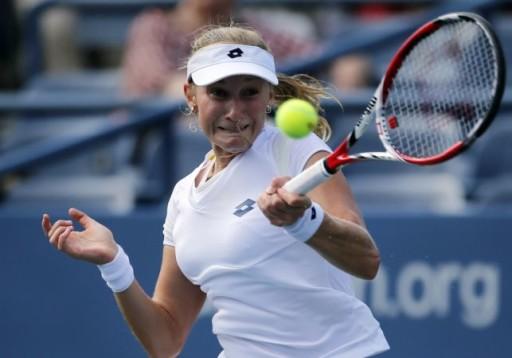 ASa é uma tenista russa!