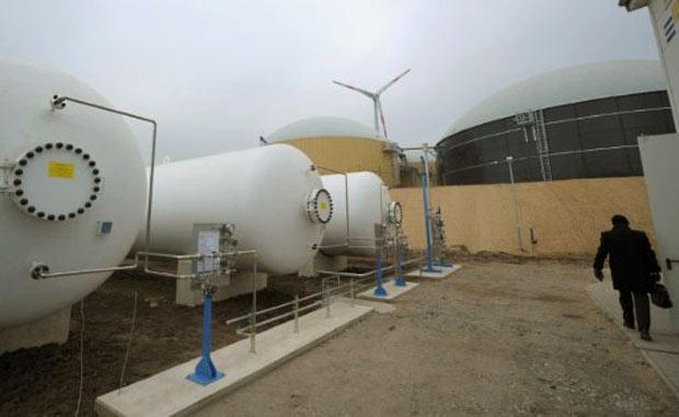 Usina alemã transforma energia eólica em hidrogênio, mas ainda é só um projeto-piloto! (foto: Reprodução)