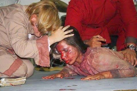 Missionária Vanessa Rubens dos Santos teria sido espancada até a morte por pregar a sua religião na Síria! Será verdade? (foto: reprodução/Facebook)
