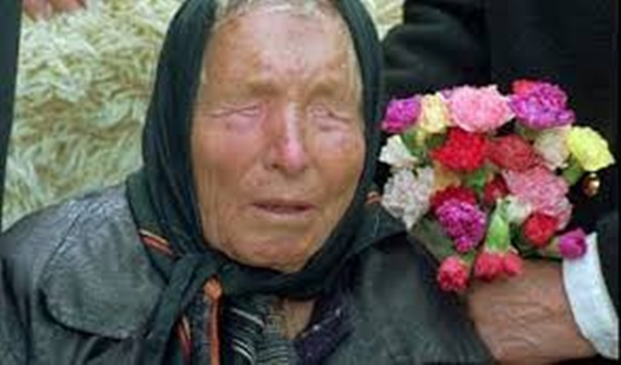 Baba Vanga foi uma búlgara que tinha o poder de prever o futuro! Será verdade? (foto: Reprodução/Facebook)