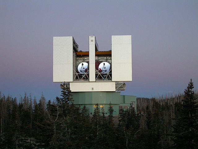 Large Binocular Telescope (foto: Wikipédia)