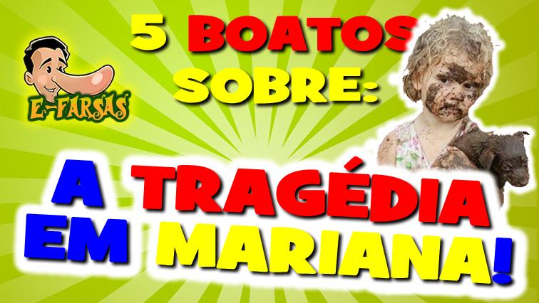 Vídeo: 5 boatos sobre a tragédia em Mariana!