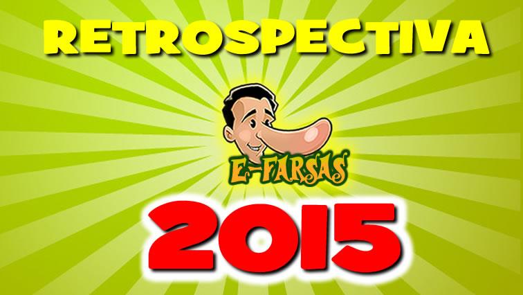 Vídeo: Relembre os principais boatos de 2015 com o E-farsas!