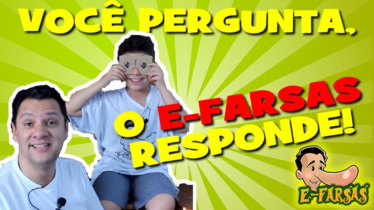 Vídeo: Você pergunta, o @Efarsas responde!