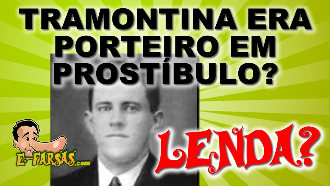Valentin Tramontina Foi Porteiro De Um Prostbulo